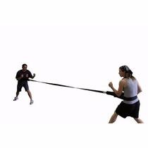 Cuerda Cinturon De Resistencia Entrenamiento Para Dos Person