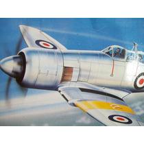 2a7 Modelismo Militar Escala 1/72 Hawker Sea Fury Pm Model
