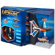 Tb Avion Rc Hot Wheels Street Hawk Remote Control Flying Car