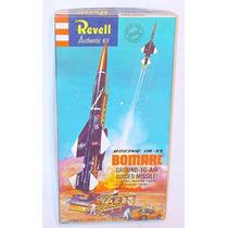 Misil Tierra Aire Estadounidense Bomarc 1/40 Lodela Revell