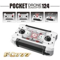 Pocket Drone Quadcopter 124 Color Rojo / El Mas Pequeño