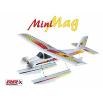 Avión Eléctrico Radiocontrol, Mini Mag, Arf, Multiplex