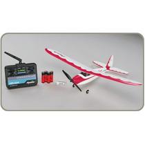 Avion De Radio Control Playmate Listo Para Volar Hobbico.