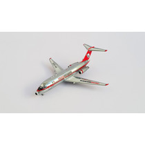 Avion A Escala Dc9-14 Aeromexico 1:200 Gemini Diecast Metal
