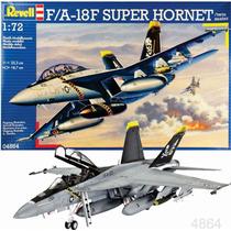 Revell Alemana Avion F/a 18f Super Hornet 1/72 Armar Pintar