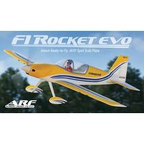 Avión Radiocontrol F1 Rocket Evo Arf Great Planes .46-.55 Ep