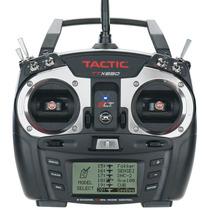 Radio Control 6 Canales Tactic Ttx650, 2.4ghz Sin Receptor