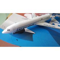 Mexicana B727-200 Jet-x Reg. Xa-mxe Escala 1/200