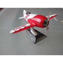Gee Bee R-2 Avion Metalico A Escala