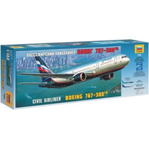 Avion Zvezda Boeing 767 300 1/144 Armar/ Revell Tamiya