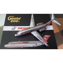 Aeromexico Dc-9-14 Escala 1/200 Gemini Jets Xa-sog