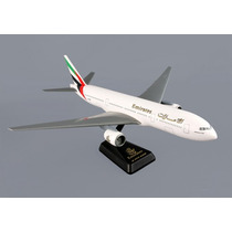 Avión Escala 1:200 Flight Miniatures Emirates Boeing 777-200