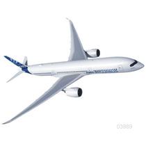Avion Revell Airbus A350-900 1/144 Armar / No Tamiya Testors