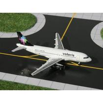 Set De Aviones Volaris Airbus A319 Y A320 Aeroméxico Eex