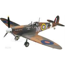 Avion Revell Spitfire Mkll 1/48 Armar / Tamiya Testors Amt