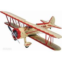 Revell Avion Stearman Aerobatic 1/48 Armar / Tamiya Testors