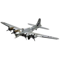 Avión Segunda Guerral Mundia Revell B17g Flying, Escala 1:48