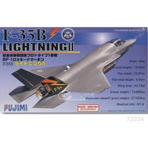 Avion Fujimi F35 Lighting Il 1/72 Armar / No Tamiya Revell