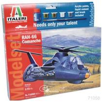Avion Italeri Helicoptero Comanche 1/72 Armar C/ Todo !