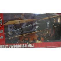 Fairey Swordfish Mki 1/72 Marca Airfix Molde Nuevo!!!!!!!!!
