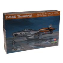 Modelo Plano - F-84g Thunderjet 1:32 Kit Hobbyboss Plástico