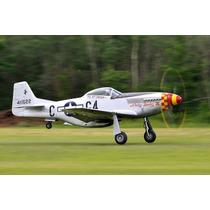 Planos Del P-51 Mustang De Radio Control