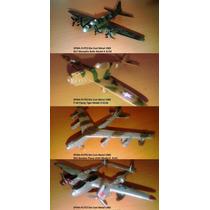 Oferta Set Aviones Guerra Dyna Flites 1982 Bombarderos
