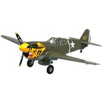 Modelo Plano - P-40e Tomahawk 11fs 343fg 1942 1:72 Fácil