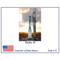 Ppkf 011 34 Moldes De Cohetes Y Satélites Armar En Papel 2x1
