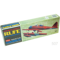 Guillows 507 Avion Nakajima Rufe A6m2 Armar Madera Balsa