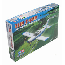 Modelo Plano - Zilin-42m 1:72 Kit Hobbyboss Plástico