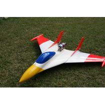 Rc Jet Trainer Kanguro De Turbina Real Marca Ram