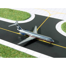 Avión Aeroméxico Dc-9 Rarísimos Metálicos Gemini Jets