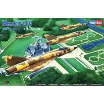 Modelo Plano - Mirage Iii C 1:48 Hobbyboss Plástico