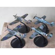 Aviones De La 2da Guerra Mundial Altaya, De Metal Esc. 1:72