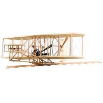 Revell Un Y Treinta Y Nueve Minutos Wright Flyer Primera Po
