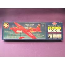 Kit 703 Avion Guillow Edge 540 20 Wing Spam Escala