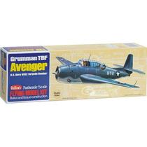 Guillows 509 Avion Tbf Avenger Armar Madera Balsa/ No Revell