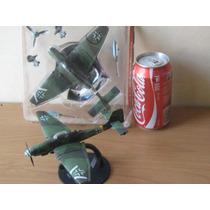 Aviones Altaya De La 2da Guerra Mundial, Metal Esc. 1:72