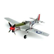 Avión Aero Plano Ultra-micro P-51d Mustang Juguete