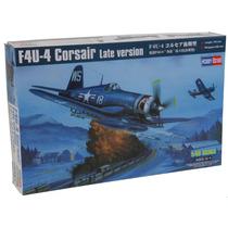Modelo Plano - F4u-4 Versión Corsair Late 1:48 Hobbyboss