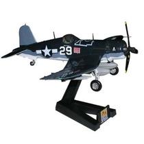 Modelo Plano - F4u-1a Corsair Vf-17 Lt. Ike Kepford 1944