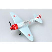 Plano Modelo - Lavochkin La-7 Blanco 93 Teniente Col.