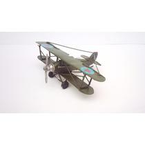 Avión / Avioneta De Metal Juguete.