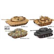 Tanques De Guerra 1:32 Con Motor New Ray