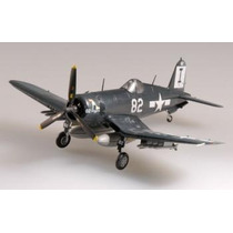 Modelo Plano - F4u-1d Corsair Vmf-511 Uss Block Island 1945