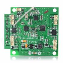 Tarjeta Receptora Y Antena Wltoys V686 Drone