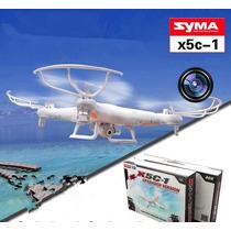 Drone Syma X5c-1 | Camara Hd | Fotos Y Videos | Quadricopter