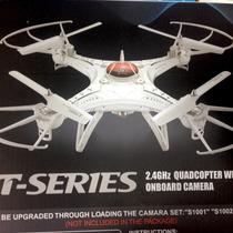 Dron Quadcopter Camara Bloothooth Iphone Manejo Estable