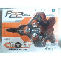 F22 Super Fighter Predator Ultimate Edition Drone Dron